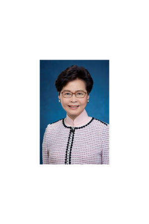 thumbnails [Webinar] The Hong Kong Business Community - The Honourable Mrs Carrie Lam Cheng Yuet-ngor, the Chief Executive of the HKSAR